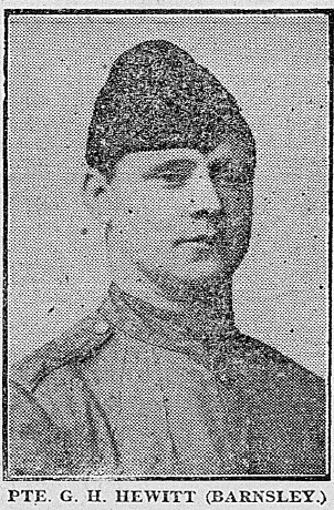 Profile picture for George Henry Hewitt
