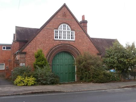 Rugby drill hall