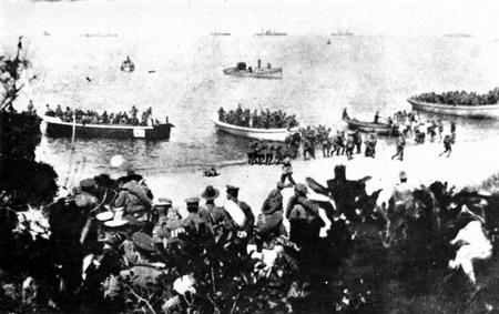 Suvla Bay Gallipoli