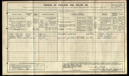Him on the 1911 census