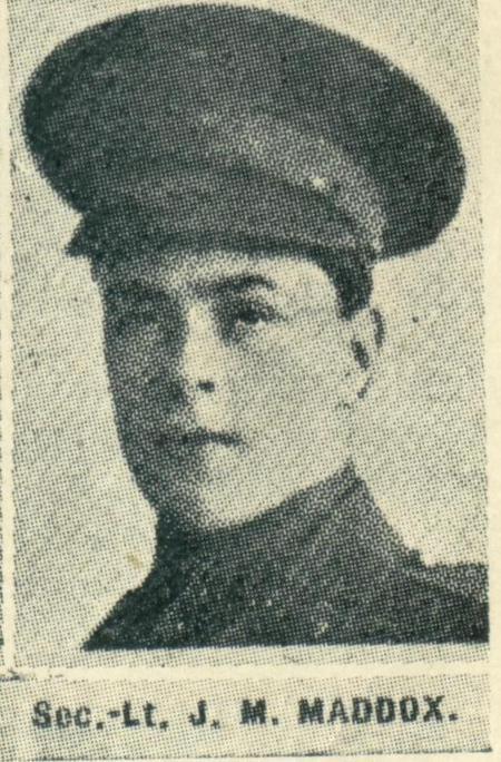Profile picture for John Mortimer Maddox