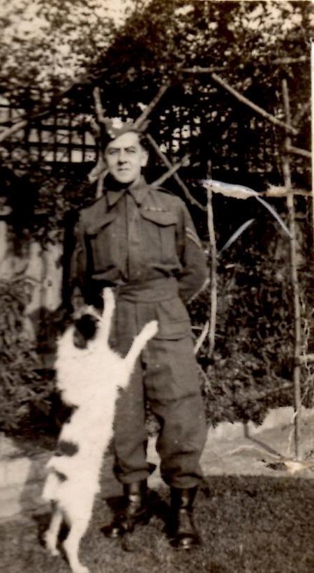 Profile picture for William Thomas Batts Warden