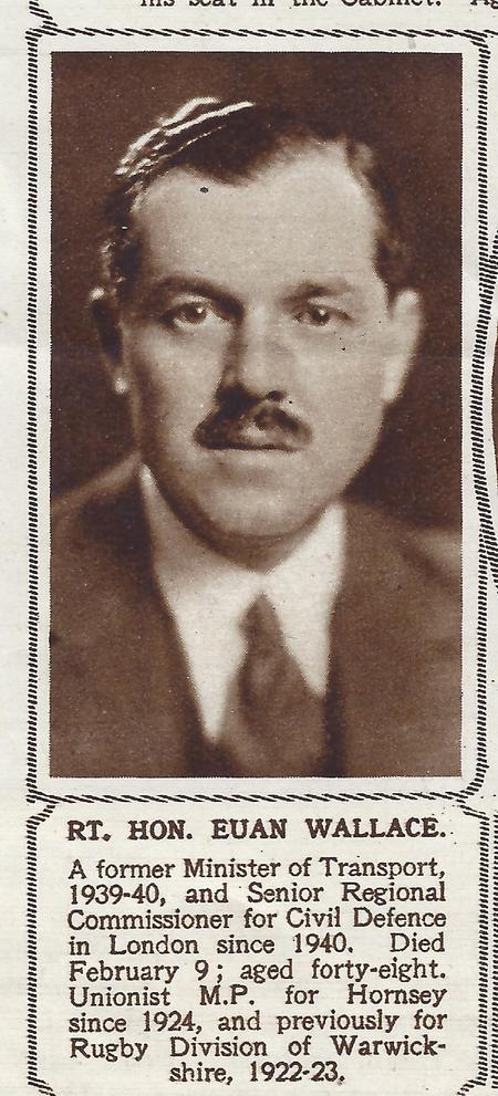 Profile picture for David Euan Wallace