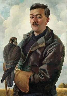 Portrait of Henry Williamson