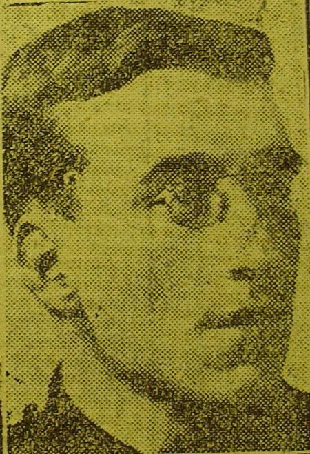 Profile picture for Samuel Walter Cornall