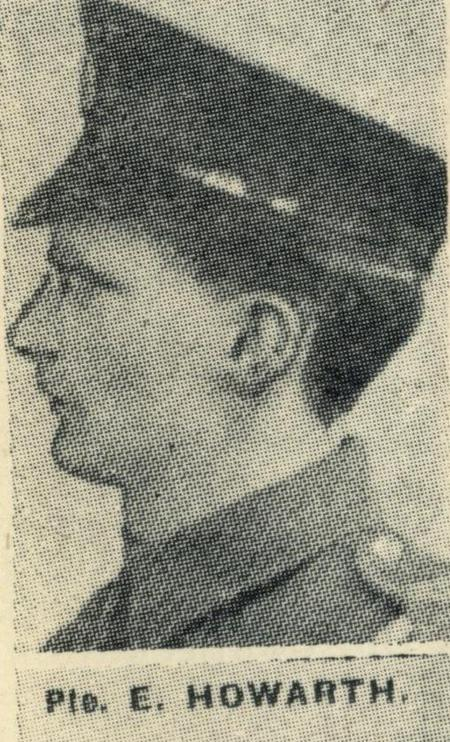 Profile picture for Ernest Howarth