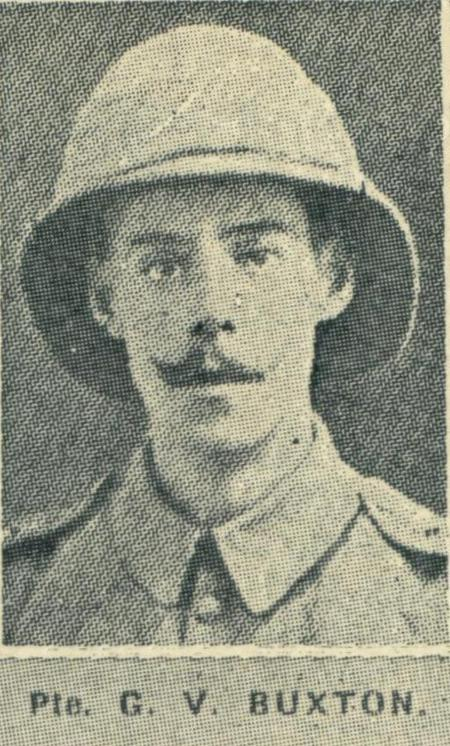 Profile picture for Gilbert Victor Buxton