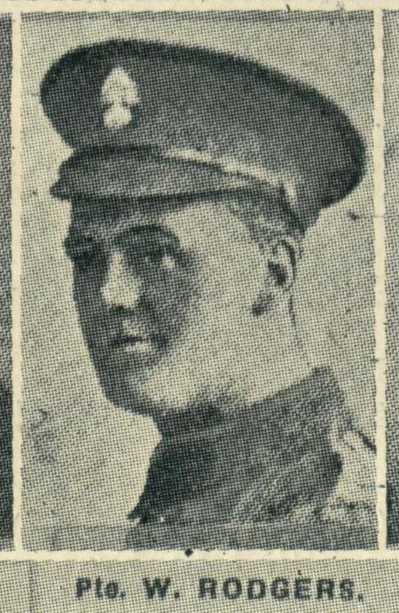Profile picture for William Rodgers