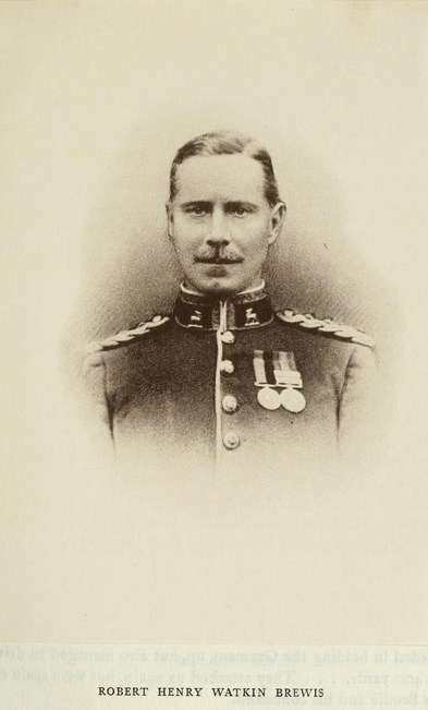 Profile picture for Robert Henry Watkin Brewis