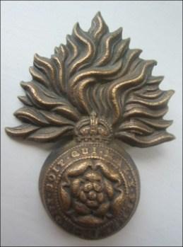 Fusiliers cap badge