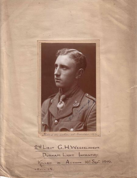 Profile picture for George Henri Wesselhoeft