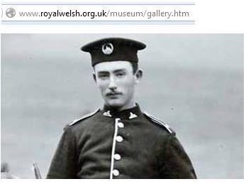 Profile picture for Claude Ernest Ashworth