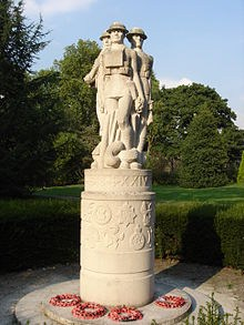 Memorial to the Missing, the Soissons Memorial