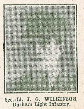 Profile picture for John George Wilkinson