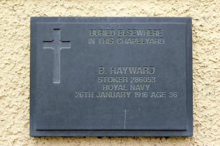Profile picture for Benjamin Hayward