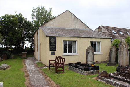 Wick Unitarian Chapelyard
