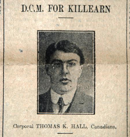 Profile picture for Thomas Kerr Hall