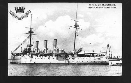H.M.S. Challenger