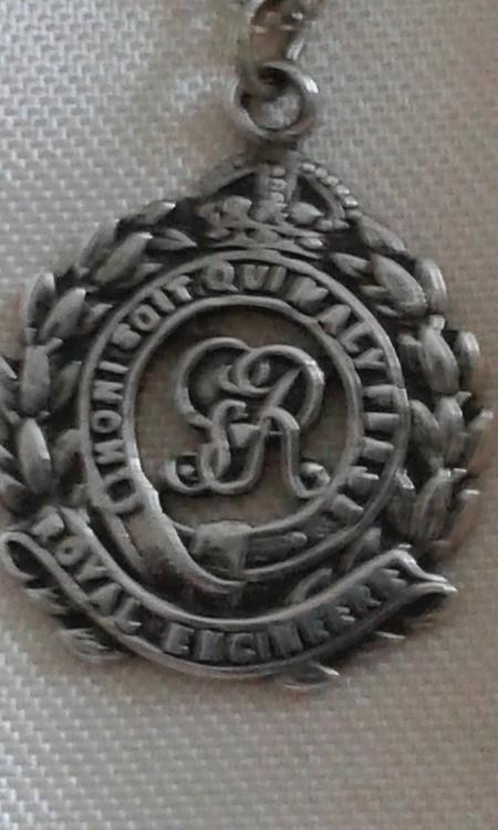 cap badge belonging to my late grandad