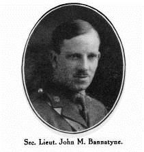 Profile picture for John Miller Bannatyne