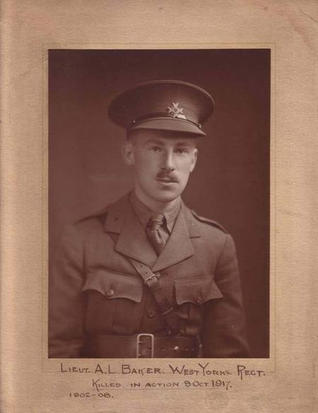 Profile picture for Arthur Leslie Baker