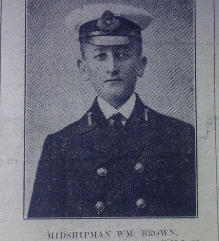 Profile picture for William Brown
