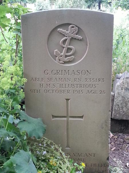 Profile picture for George Grimason