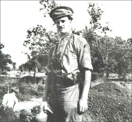 Lieutenant Owen William Steele