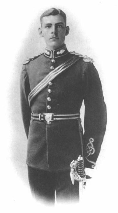 Profile picture for John Alfred Pigou Inglis