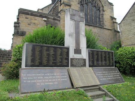 Wombwell War Memorial