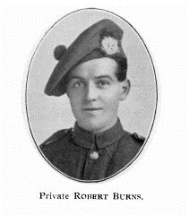 Profile picture for Robert Burns