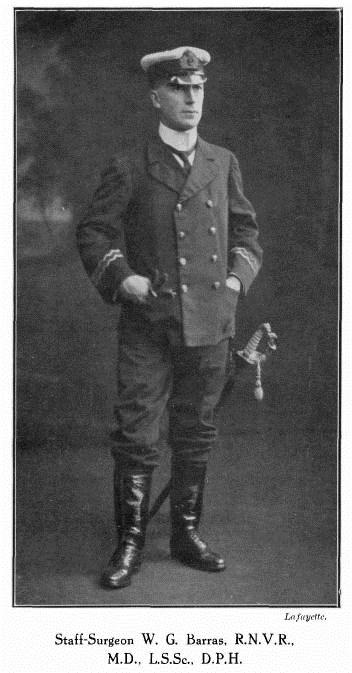 Profile picture for William George Barras