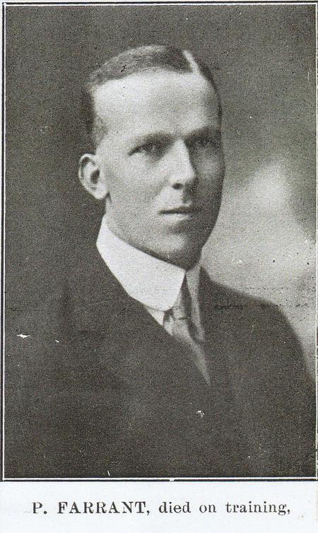Profile picture for Percy Farrant