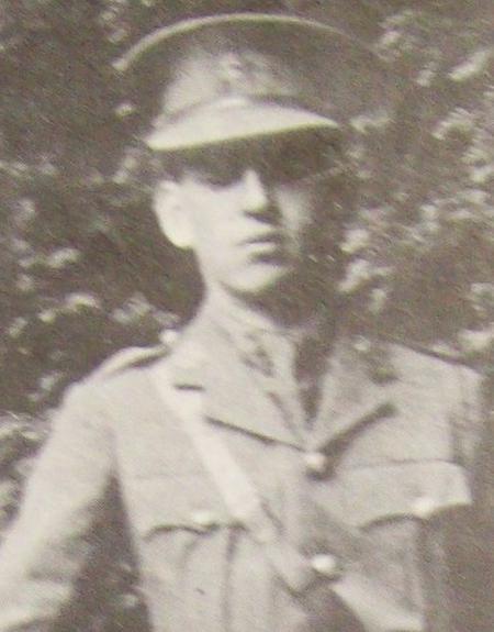Profile picture for Harold Edward Leslie Mellersh