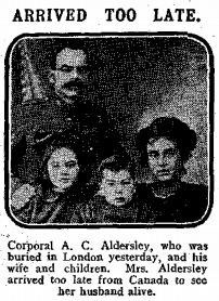 Profile picture for Alfred Charles Aldersley