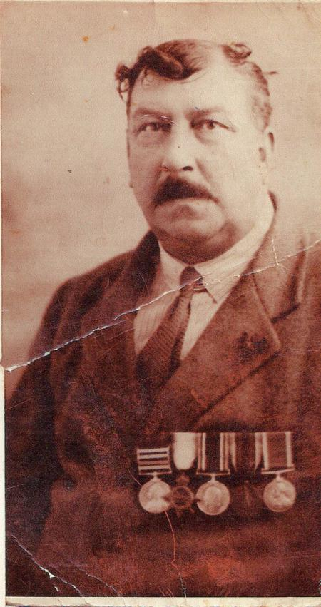 Profile picture for John Albert Thomas Allfrey
