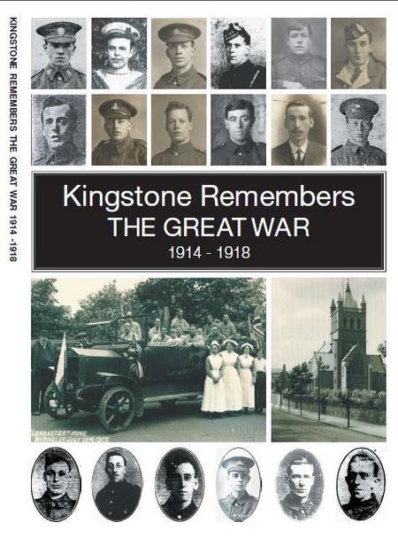 Kingstone Remembers the Great War