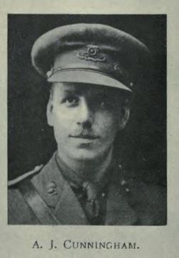 Profile picture for Archibald John Cunningham