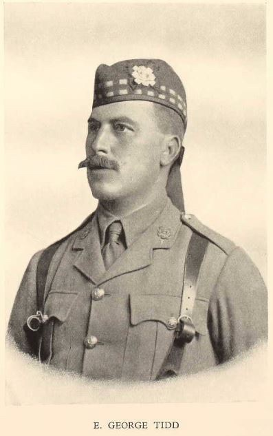Profile picture for Ernest George Tidd
