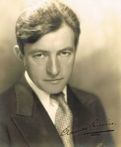Profile picture for William Claude Rains