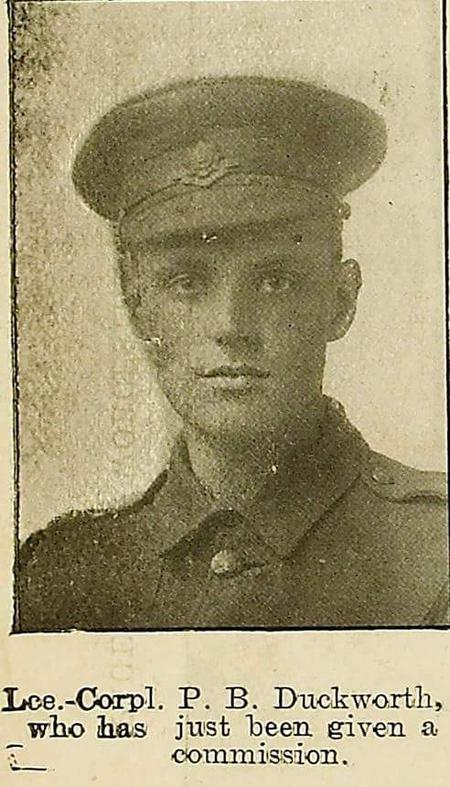 Profile picture for Percy Blezard Duckworth