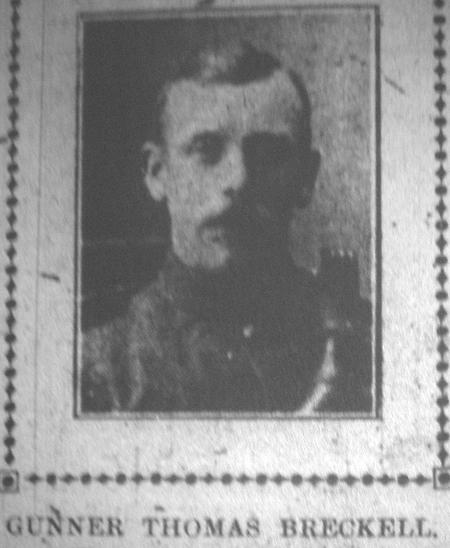 Profile picture for Thomas Breckell