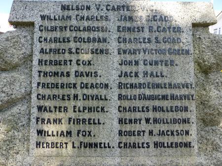 Hailsham War Memorial