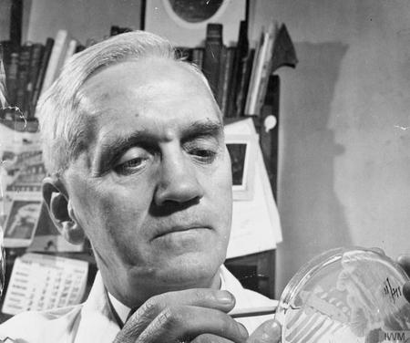 Profile picture for Alexander Fleming
