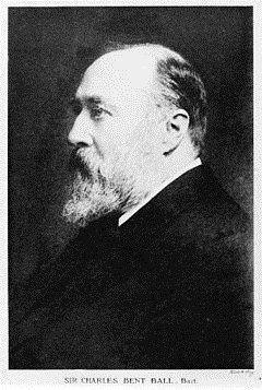 Profile picture for Charles Bent Ball