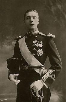 Profile picture for Hrh Prince Alexander Albert Battenberg