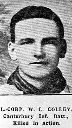 Profile picture for William Lathen Colley