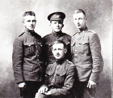 S Matchett, W Burns, V Holland and C.C. Matchett