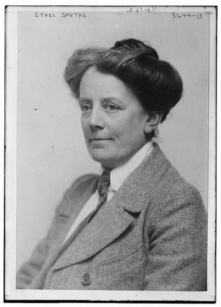 Profile picture for Ethel Mary Smyth