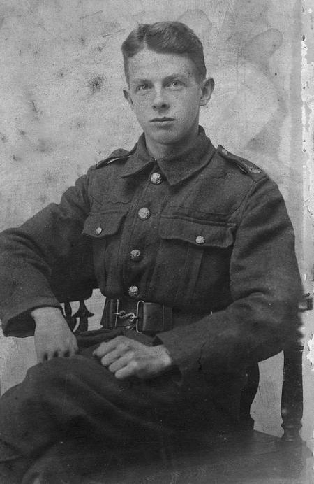 Profile picture for Percy Allan